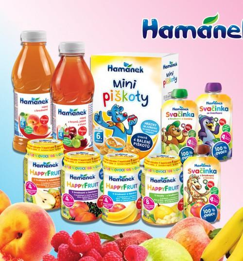 КОНКУРС: выиграй комплект продуктов Hamanék ® - объявляем призёра!