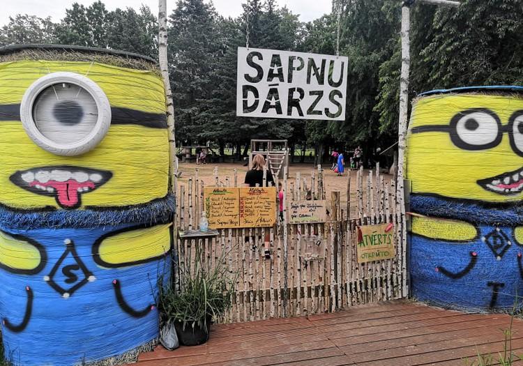 Ох уж эти мини зоопарки: Сад Грез (Sapņu Dārzs) в Адажи