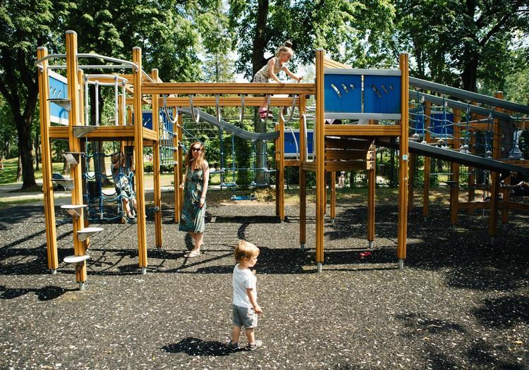 Бесплатные занятия спортом для детей в Риге: расписание на июль