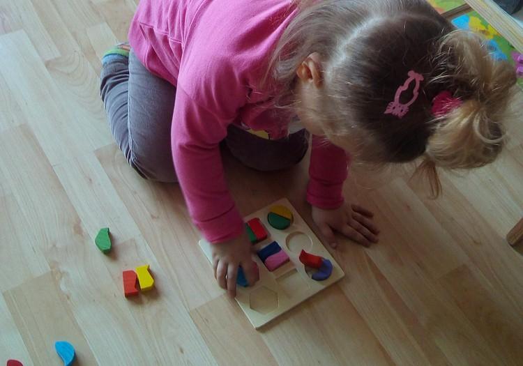 Домашнее развитие для двухлетки