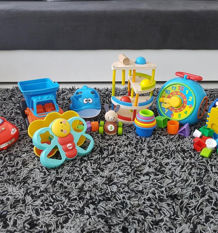 Страна игр Huggies@: Вадимкины игрушки