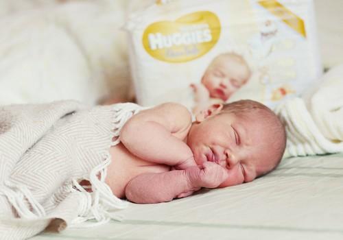 ВИДЕО: Узнай больше о новых подгузниках для новорожденных Huggies@ Elite Soft