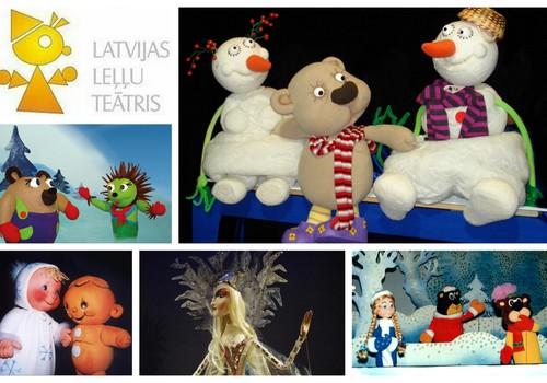 КОНКУРС КОММЕНТАРИЕВ: Расскажи, какие новогодние спектакли в Кукольном театре хочешь посетить и выиграй билеты!