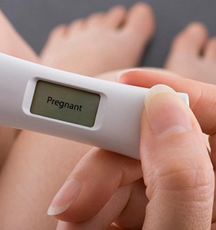ОЛЯ: Беременность в сравнении, 1-ый триместр, начало...