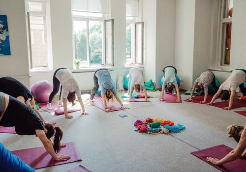 Йога для будущей мамы - почему она важна в период беременности?