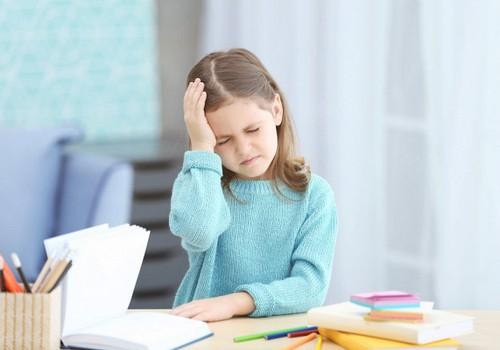 7 причин головной боли у детей