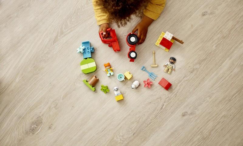 Станьте творческими родителями! Идеи для обучения малыша с самого раннего возраста