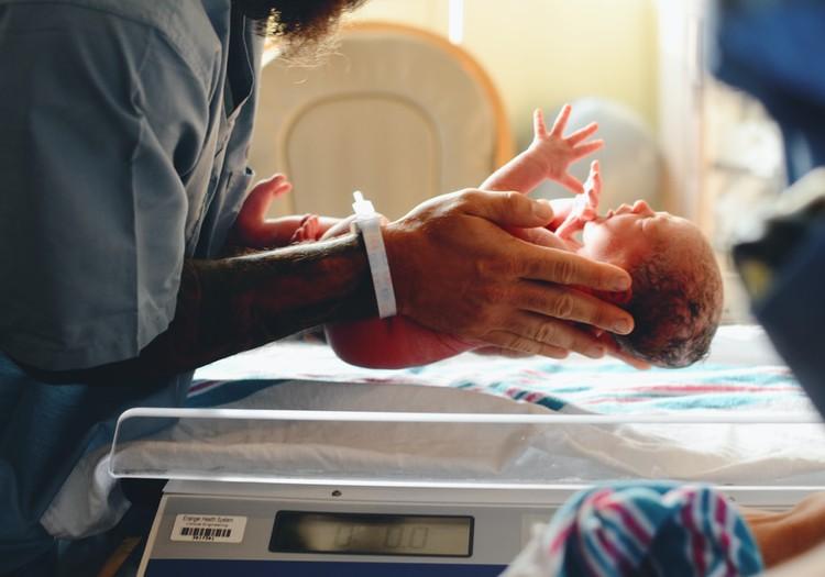 Анна: рассказ о родах в Булдурской больнице