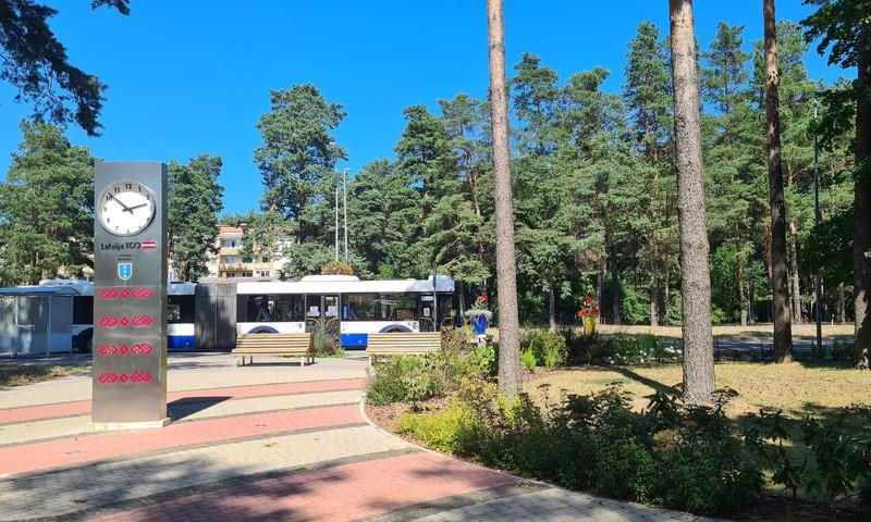 Латвийские каникулы: Улброка