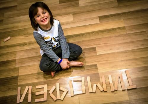 ДОШКОЛЬНИК ТИМОФЕЙ: Как мы учимся писать и считать