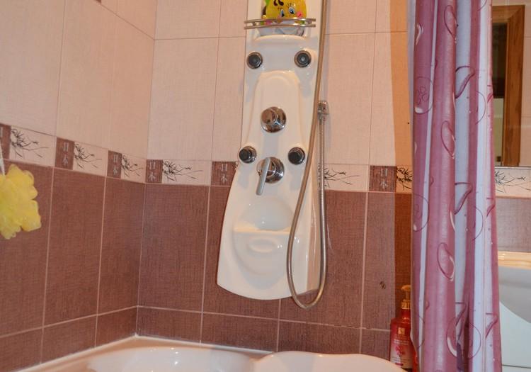 Генеральная уборка - ванная комната