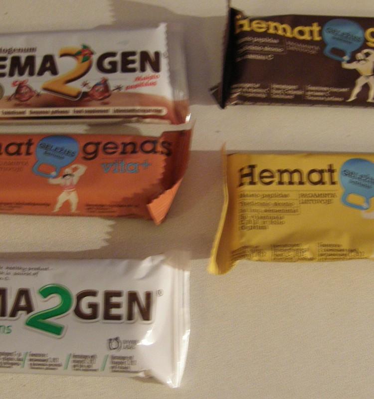 Лучший перекус - это гематоген!