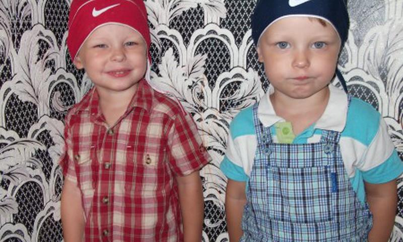 Двойняшки Тима и Тёма в садик не хотят...