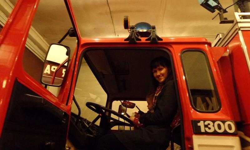 Пожарный музей в Айнажи