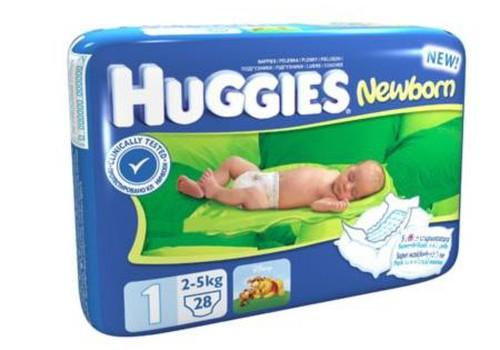 Всем выпускникам курсов по подготовке к родам - Huggies в подарок!