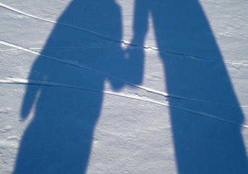 Евгений: Тени на снегу