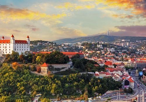 Евротур: Братислава (Словакия) - столица на границе