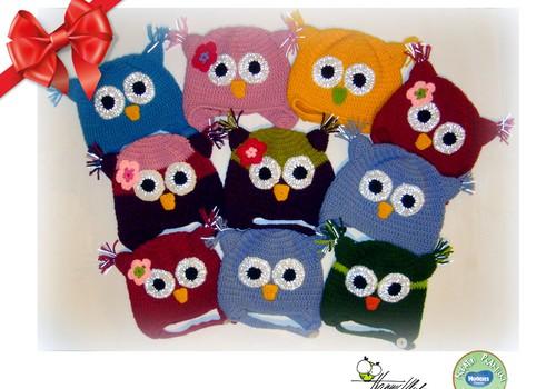 Праздничный каталог подарков Huggies®: гномы Happy Ulula готовят тёплые подарки маленьким и большим!