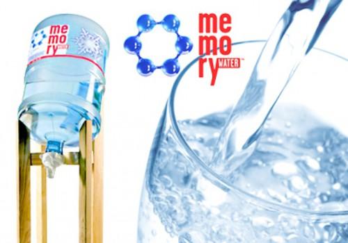 Продукты на дом: Memory Water