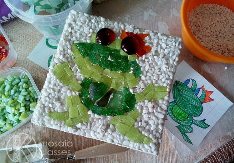 Вечеринка мастеров мозаики - переносится на 14 января!