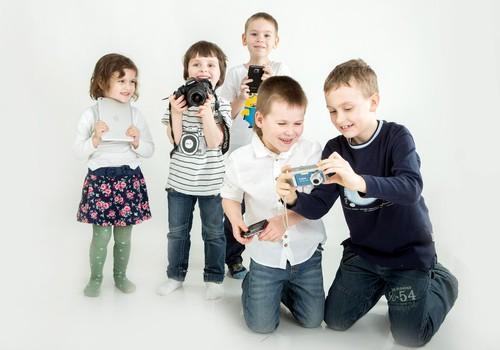 """Время запускать проект """"ФОТОГРАФИРУЮТ ДЕТИ 2017""""!"""