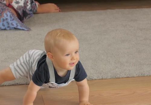 Путеводитель по развитию малыша: восьмой месяц