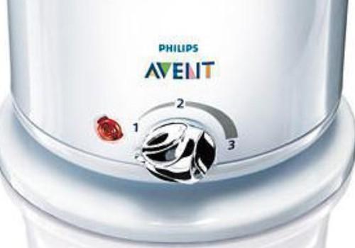 Подогреватель бутылочек Philips AVENT нашёл своего обладателя!