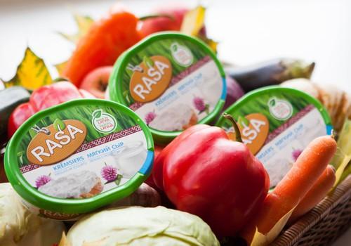 Ассортимент мягких сыров RASA пополнил мягкий сыр с йогуртом
