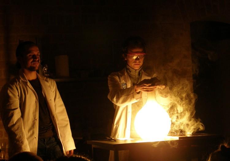 Научный театр - это незабываемые представления!