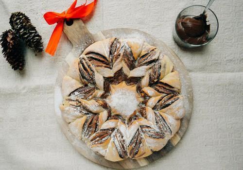 Сюрприз на праздничном столе: еда как декоративный элемент