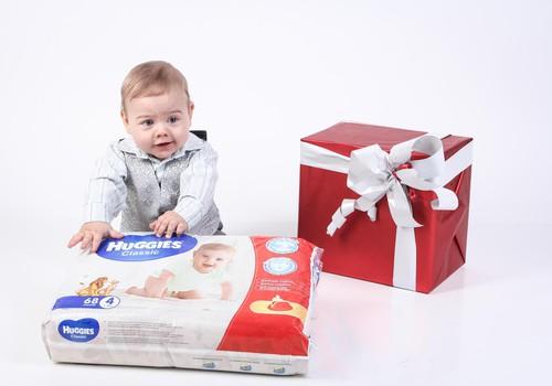 Праздник Huggies®: подарки сделаны, упакованы и подарены, пора подводить итоги