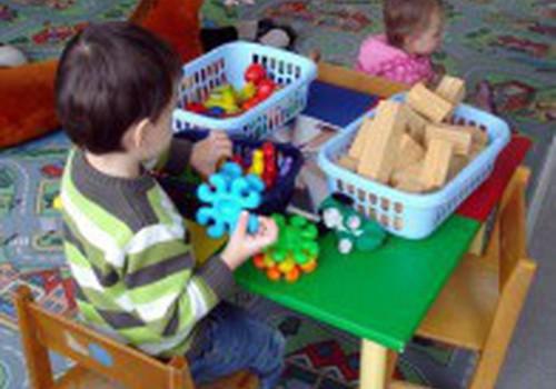 В детских садах появятся разновозрастные группы
