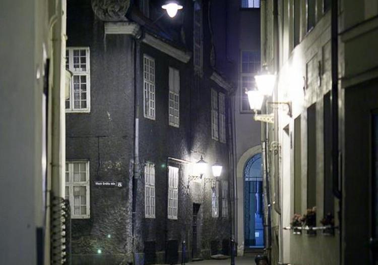 Сказки на ночь и уникальное место для ужина