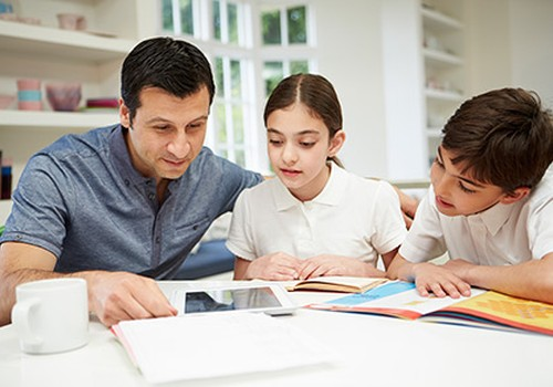 """Как попробовать семейное обучение """"на вкус"""""""