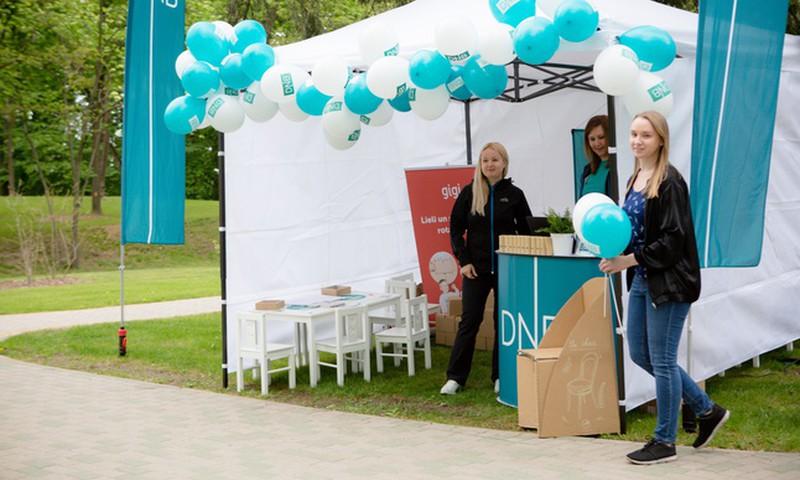 Банк DNB предлагал узнать о возможности реализовать свою мечту о приобретении жилья