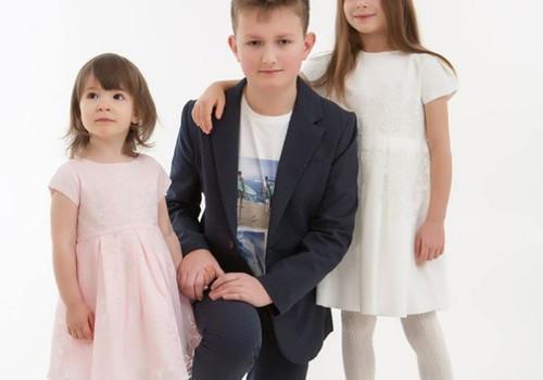 5 модных тенденций в детской моде этой весной и летом
