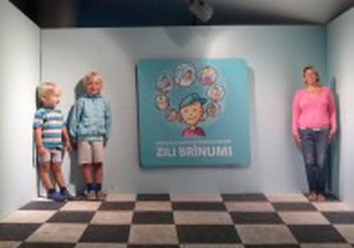 """В центре Риги откроют первый научный центр для детей """"Zili brīnumi"""""""