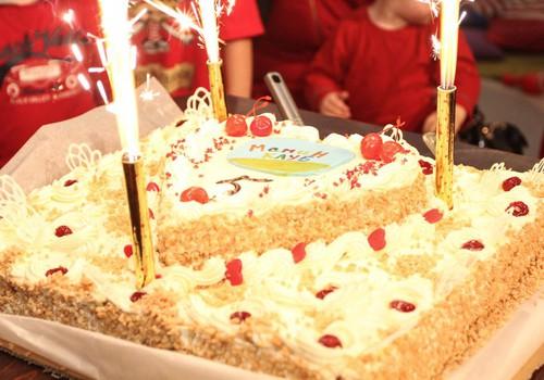 Выбери самый красивый торт в честь дня рождения Маминого Клуба!