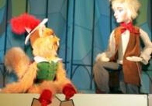 Кукольный театр начинает осенний сезон
