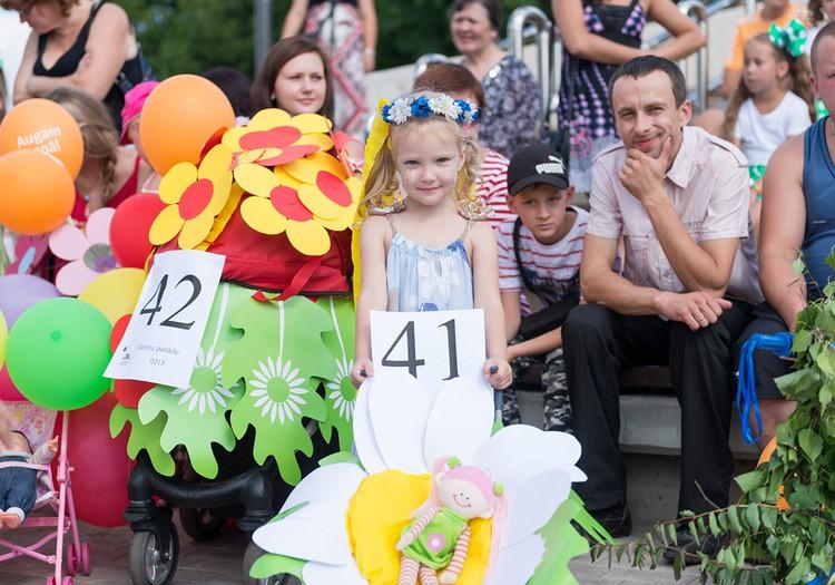3 августа все на Парад колясок в Резекне!