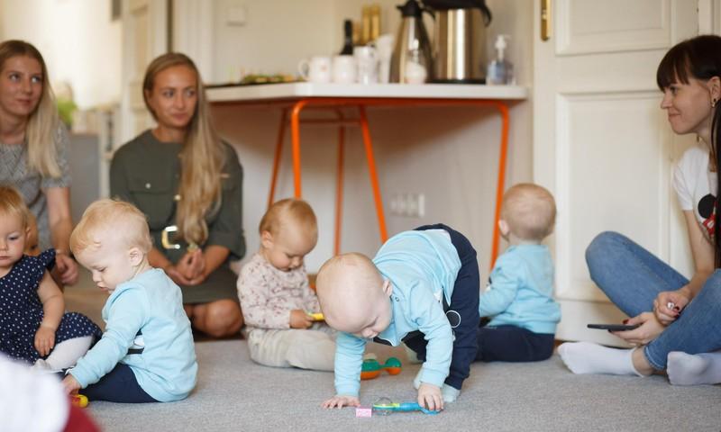 Советы мамам от мам или что самое важное в первый год малыша?