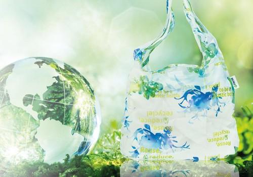 BENU Aptieka предлагает эко-сумки из переработанных ПЭТ-бутылок+КОНКУРС!