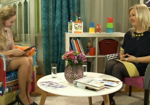 СЕЙЧАС Online-TV Māmiņu klubs: о красоте ног