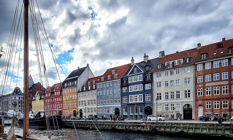 Шесть часов в Копенгагене