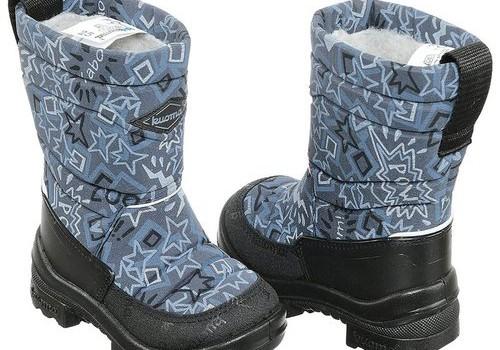 Как выбрать зимнюю обувь большим и маленьким деткам?