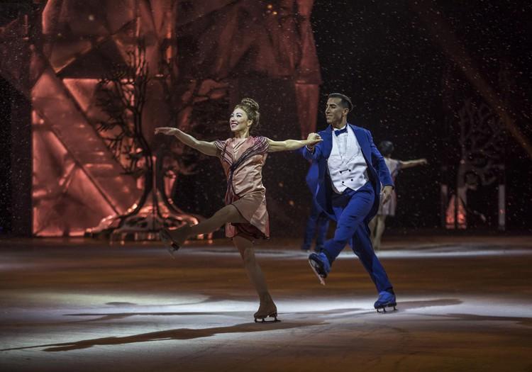 Всемирно известный цирк Cirque du Soleil - на пути в Ригу с новым шоу CRYSTAL
