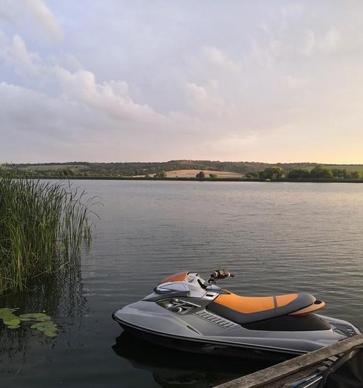 В погоне за летом: у берегов реки Рось