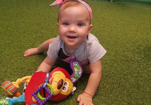Обустройство детской: малыш от года до двух