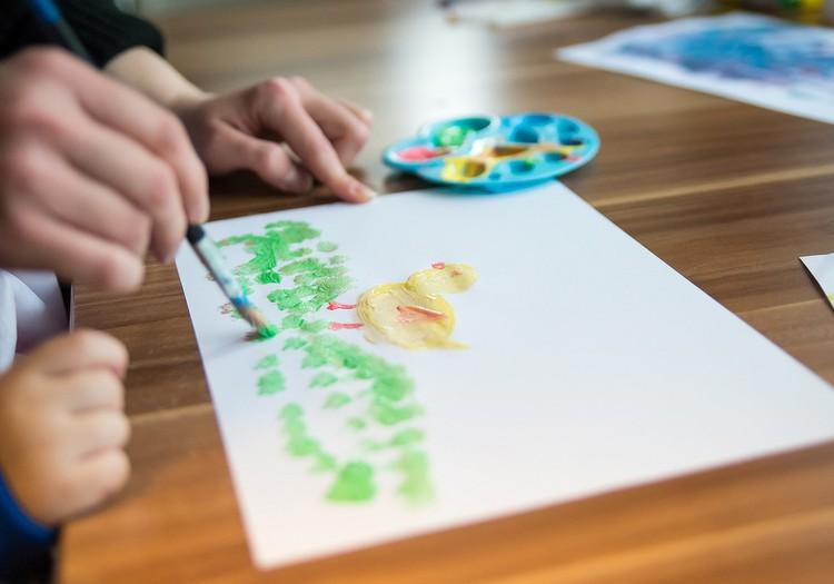 Изменятся размеры софинансирования в частных детских садах Риги