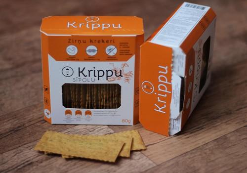 Krippu теперь и с луком
